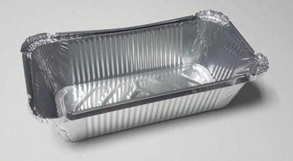 Caserola Aluminiu – Forma copt Dimensiune 19,5x10,5x5cm