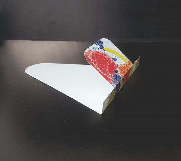 Coltar simplu imprimat pentru clatite