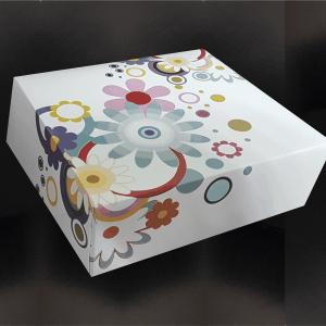 Cutie tort imprimata
